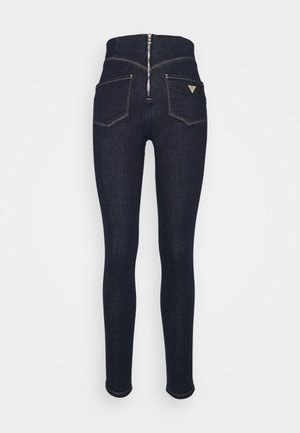 Pantalones De Tiro Alto Guess Online En Zalando