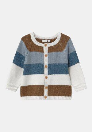 NAME IT Baby-M/ädchen Nbftimille Ls Knit Card Strickjacke