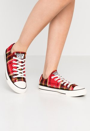 converse 38 rouge