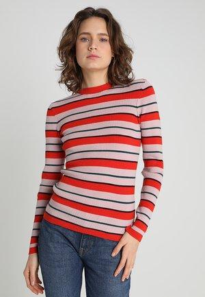 Brune Anna Field Stripete gensere til dame og herre | Zalando.no