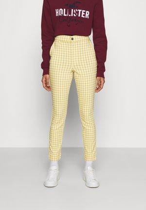 Pantalones De Tiro Alto Hollister Co Talla 24 Online En Zalando
