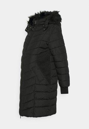 bellybutton Women's Maternity Coat Black Black 10