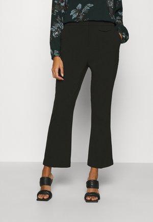 b.young Svarte Bukser | Dame | Svarte klær på nett hos Zalando