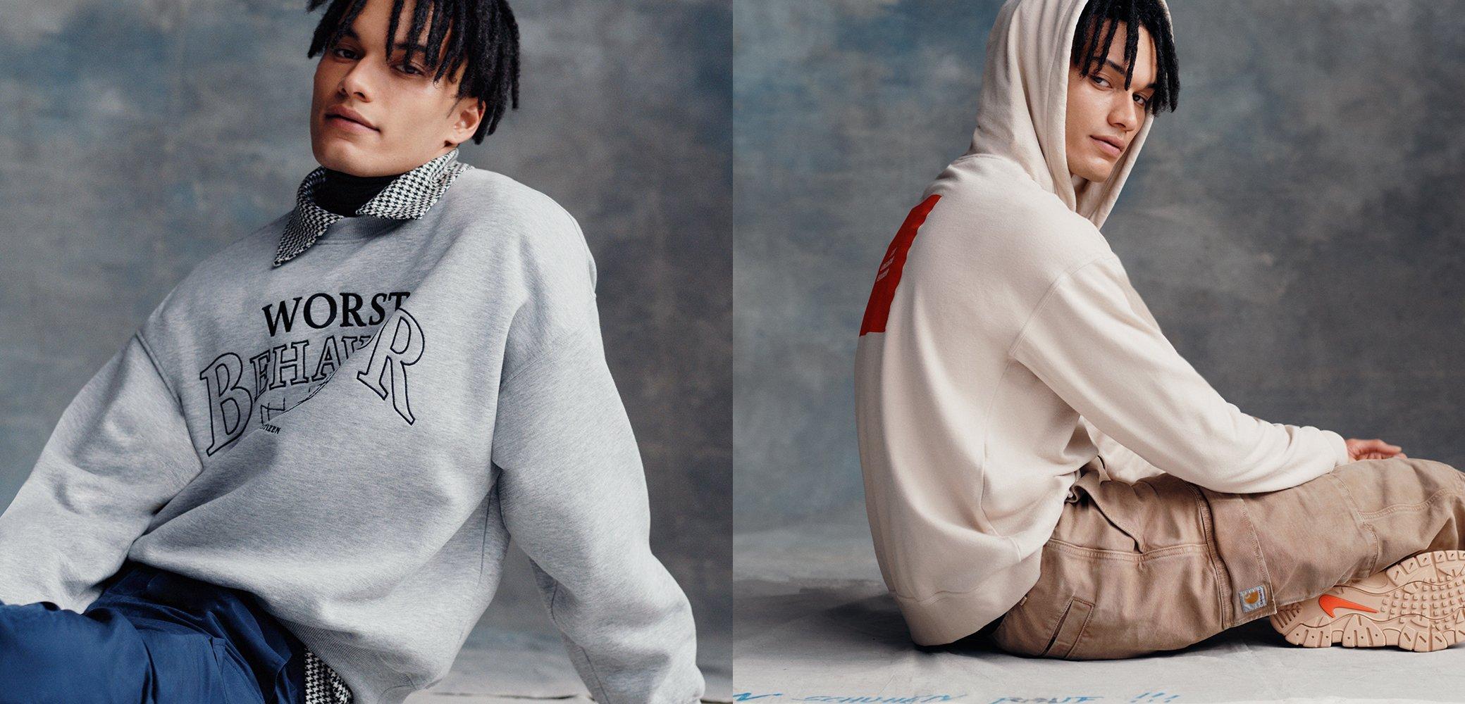 Hoodies & jumpers