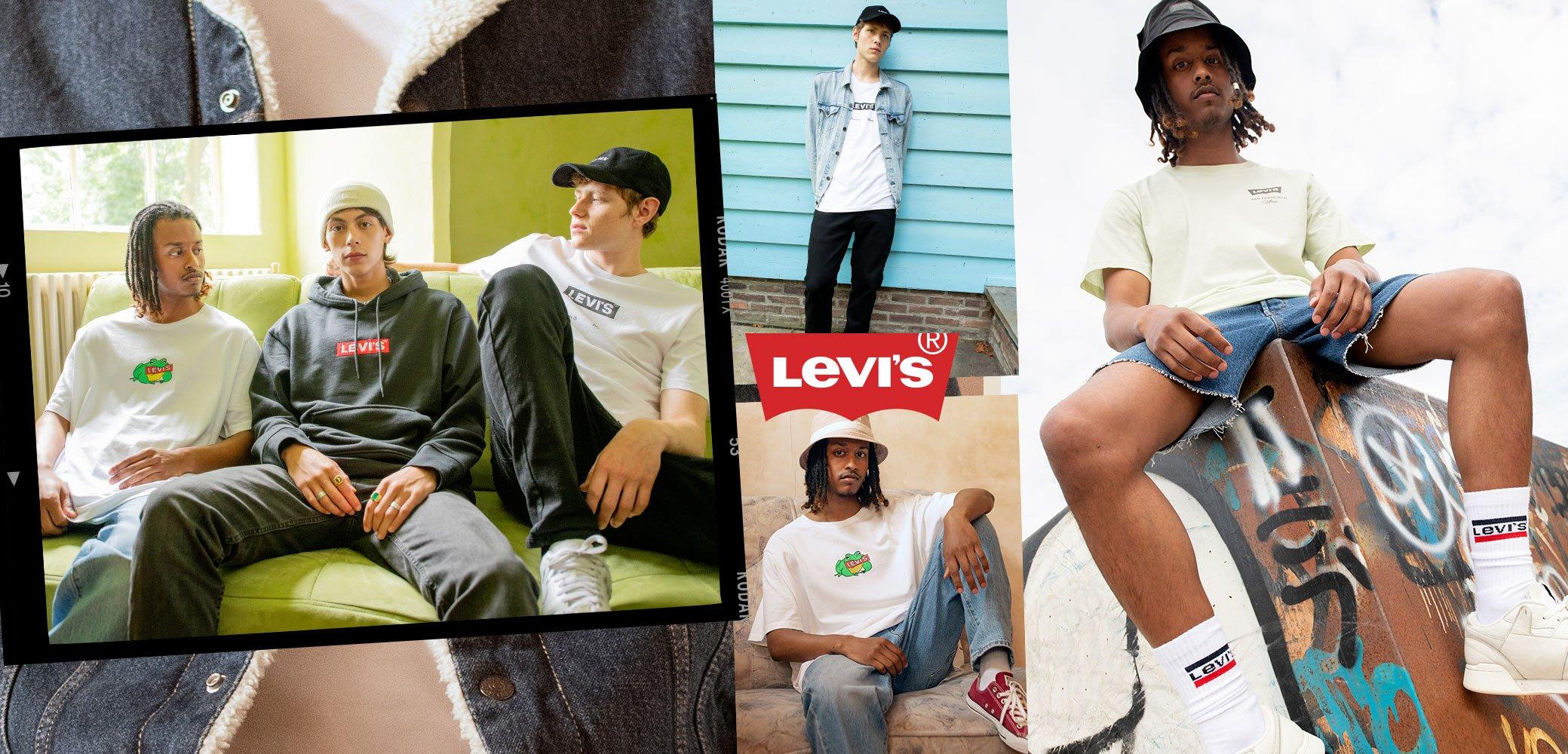 Levi's® 90's looks