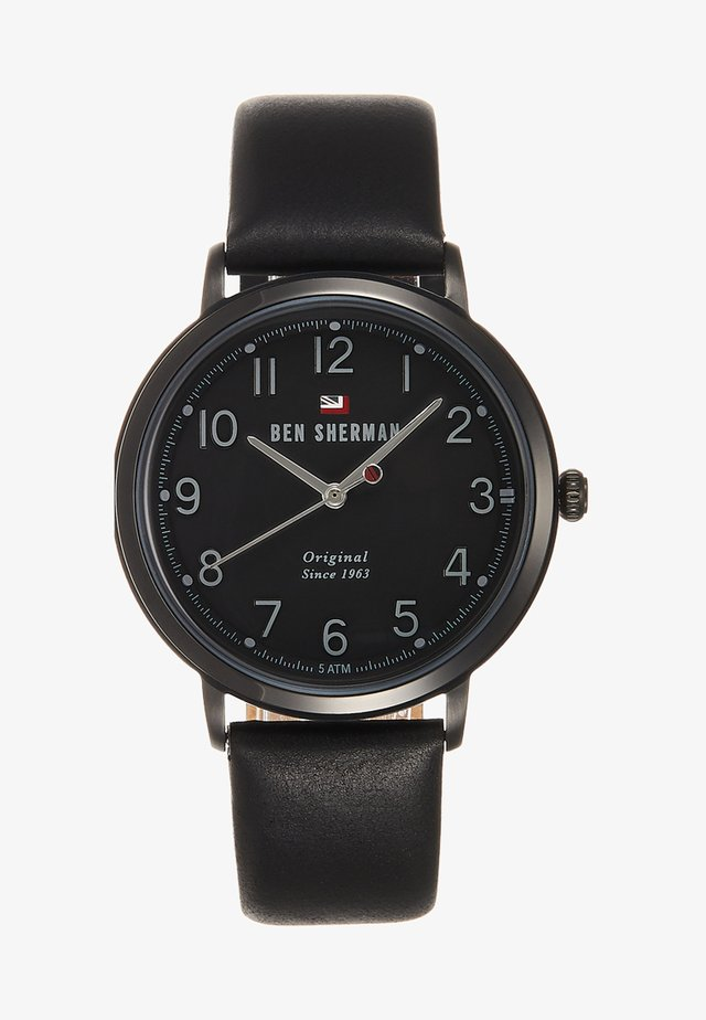 THE DYLAN CASUAL - Horloge - all black