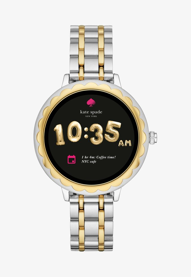 ATHENA - Horloge - gold-coloured/silver-coloured
