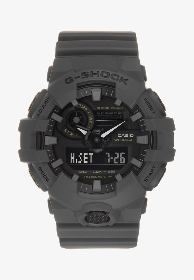 Orologio digitale - grau