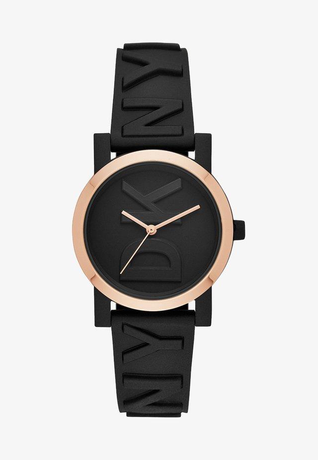 SOHO - Zegarek - schwarz