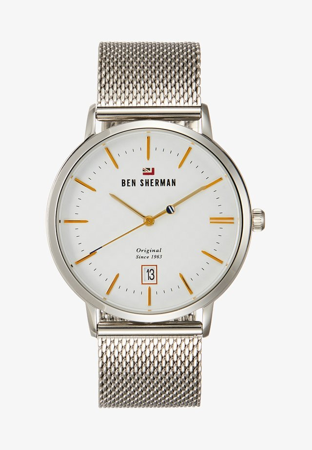 Horloge - silver-coloured/white