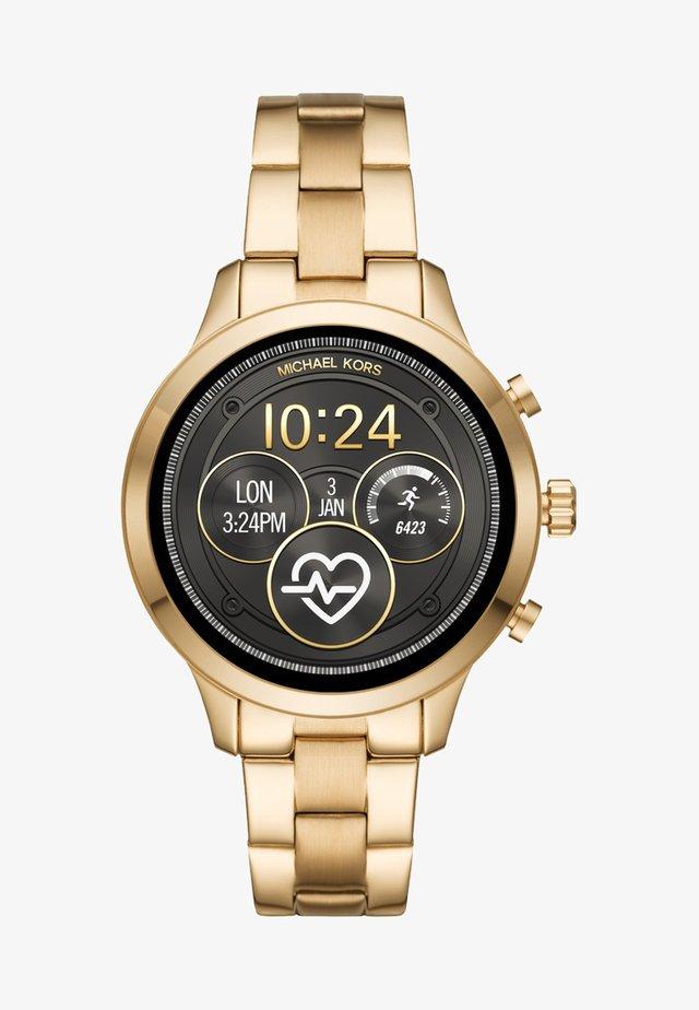 RUNWAY - Horloge - gold