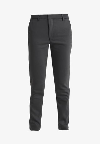 ABBEY NIGHT PANT - Bukser - grey