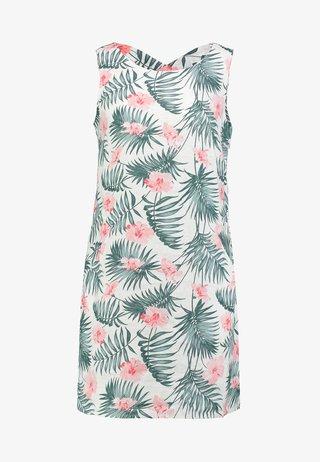 Sukienka letnia - creme