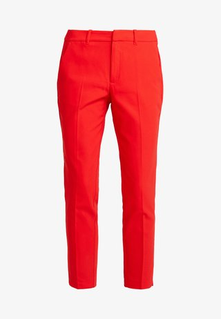 SHAPE ANKLE - Pantaloni - red
