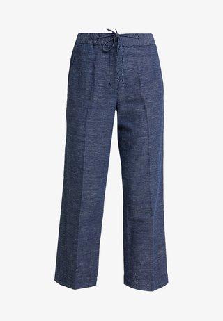 MAURI SPOT - Pantalon classique - simply blue