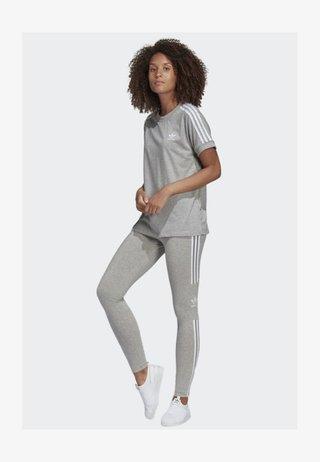 TREFOIL TIGHTS - Pantalon de survêtement - grey