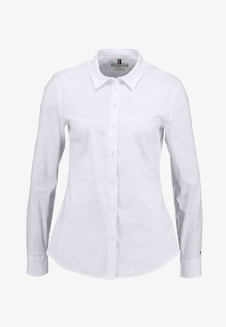HERITAGE SLIM FIT - Chemisier - classic white