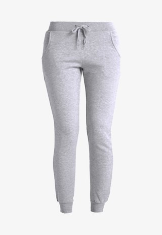 BASIC BASIC  - Pantalon de survêtement - grey marl