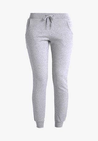 BASIC BASIC  - Pantalones deportivos - grey marl