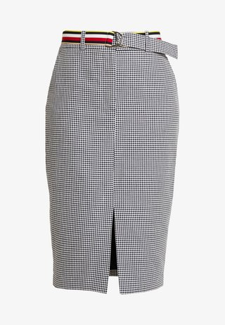 ROSALIA PENCIL SKIRT - Bleistiftrock - blue