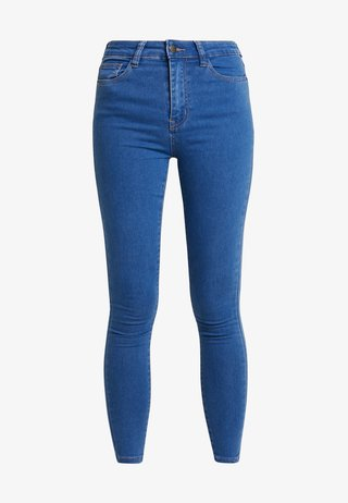 Jeansy Skinny Fit - mid blue denim