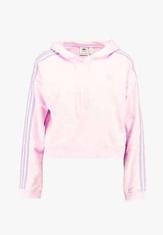 HOODIE - Kapuzenpullover - clear pink