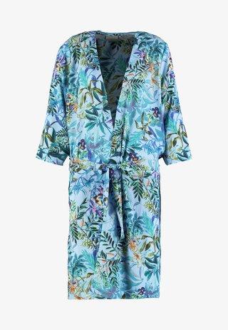 KADONNI KIMONO - Summer jacket - blue
