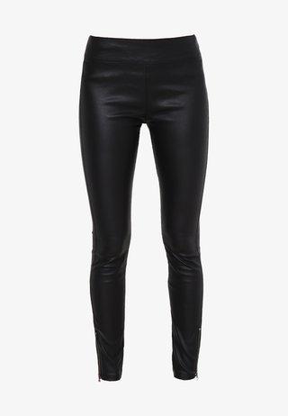 BELUS KATY - Leggings - Trousers - pitch black