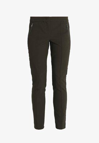 Pantalones - olive