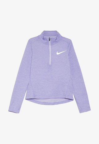 RUN - Koszulka sportowa - lavender mist/medium violet