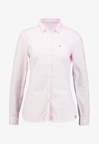 HERITAGE REGULAR FIT - Button-down blouse - rose