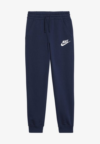 CLUB PANT - Tracksuit bottoms - midnight navy/white