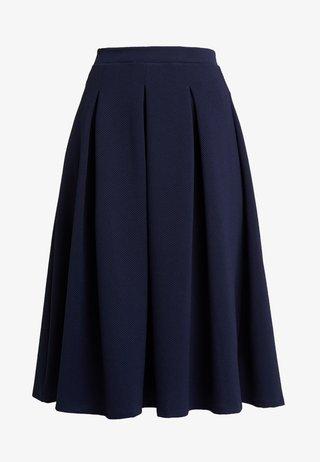 A-snit nederdel/ A-formede nederdele - maritime blue