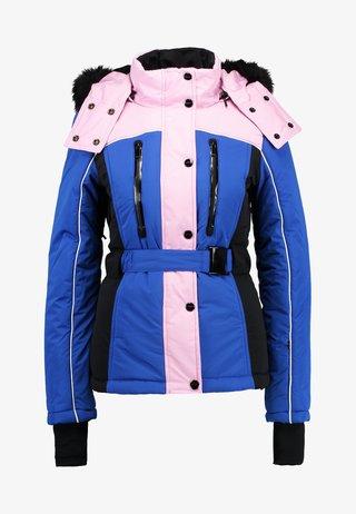 SNO BLOCK GERI - Skijakker - blue