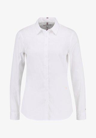 ESSENTIAL  - Hemdbluse - white