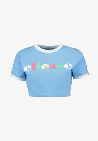 TALIBON - T-Shirt print - light blue