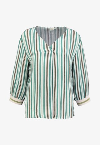 CERISSA BLOUSE - Blusa - bottle green