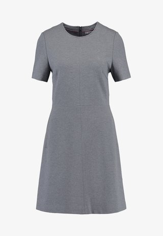 ARIELLE DRESS - Jerseykleid - grey