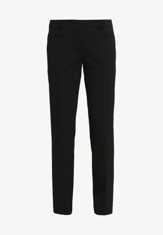 HEDY - Pantalones - black