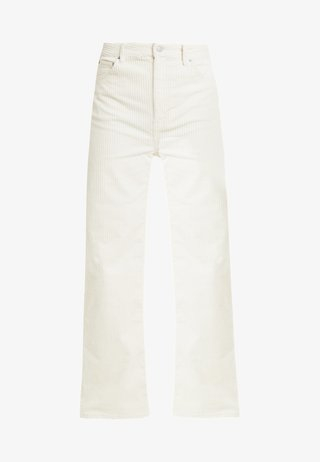 ACE TROUSER - Broek - off white