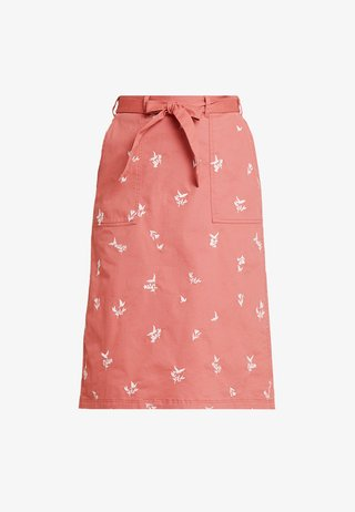 SCENTFUL SKIRT - Falda acampanada - washed pink
