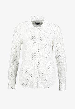 PRINTED DOT - Camicia - white