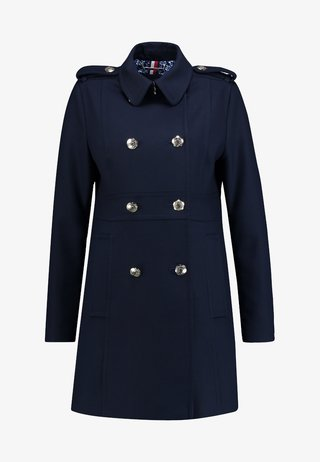 MADISON COAT - Classic coat - blue