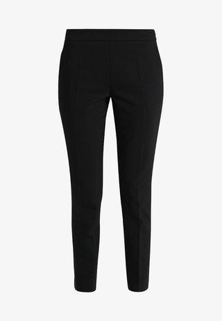 KONFEKTIONSHOSE - Pantalones - black