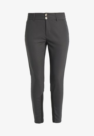BLAKE NIGHT - Trousers - antracite