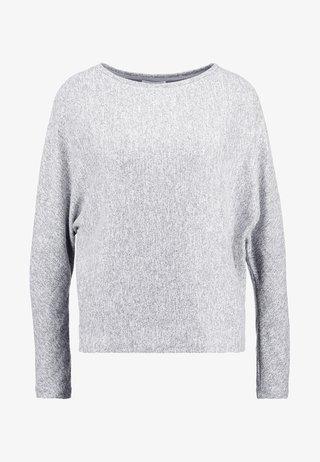 SEVIM - Strikpullover /Striktrøjer - iron grey melange