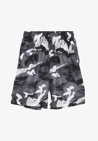 Nike Performance - DRY CAMO SHORT - Sports shorts - white/gunsmoke/thunder grey - 2