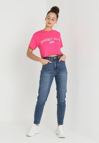 Even&Odd - Jeans baggy - blue - 0