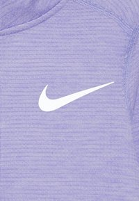 Nike Performance - RUN - Top s dlouhým rukávem - lavender mist/medium violet - 5