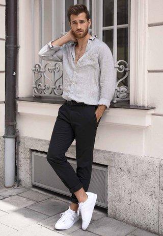 657f1e5588f7e Get the Look für Herren – komplette Outfits und Styles für Männer ...